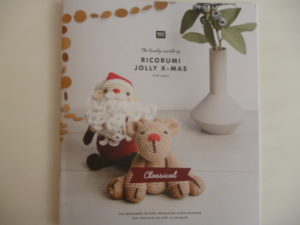RICORUMI « Jolly x-mas » de Rico Design Nouveau Catalogue 2019