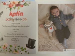 Katia BABYSTORIES N°6 28 Modèles Faciles Automne-Hiver 2019/20