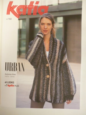 Katia URBAN N°102 Femme Automne-Hiver 2019/20
