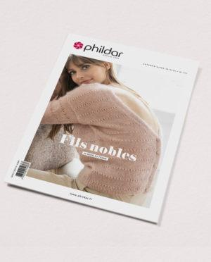 Phildar N°179 «Fils Nobles» Femme Automne-Hiver 2019/20
