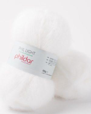 Phil Light coloris Blanc
