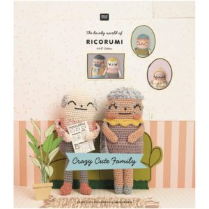 RICORUMI « Crazy Cute Family » de Rico Design Nouveau Catalogue 2019