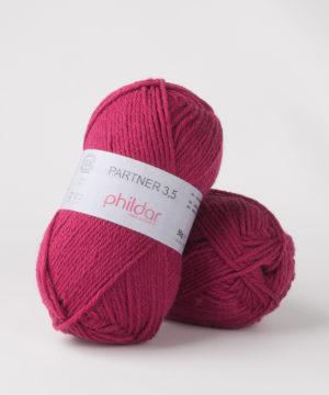 Partner 3.5 coloris Framboise