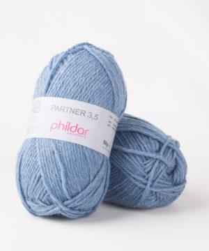 Partner 3.5 coloris Jeans Chiné