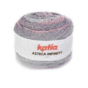 AZTECA INFINITY N°502 KATIA pelote 150 g Coloris Multicolore