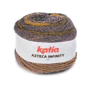 AZTECA INFINITY N°505 KATIA pelote 150 g Coloris Multicolore