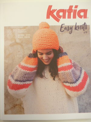 Katia Easy Knits N°8 Automne-Hiver 2019/20