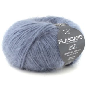 TWEET N°23 de PLASSARD Coloris Bleu