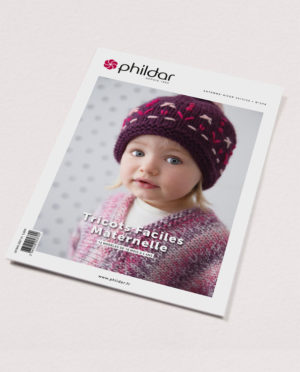 Phildar N°698 «Tricots Faciles Maternelles» Automne-Hiver 2019/20