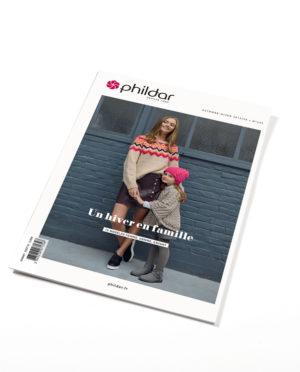 Phildar N°699 «Un Hiver en Famille» Automne-Hiver 2019/20