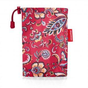 Mini Maxi Poncho «paisley ruby» Reisenthel