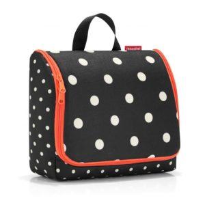Toiletbag XL «mixed dots» Reisenthel