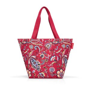 Shopper M « paisley ruby » Reisenthel