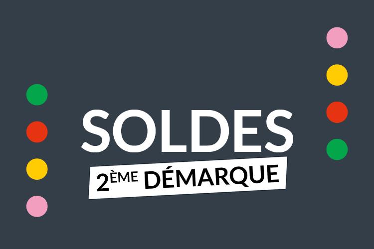 2éme DÉMARQUE – Dernier Jour à MOINS 10% Supplémentaire sur les SOLDES et sur Tout le Site, hors catalogue