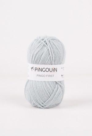 Pingo First de Pingouin sachet de 10 Pelotes de 50gr coloris Givre