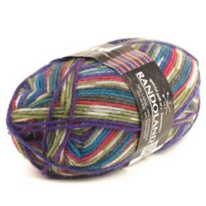 RANDOLAND de PLASSARD coloris N°07 Multicolore