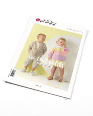 Phildar N°184 «Les Tout Petits» Printemps-Été 2020