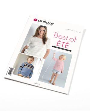 Phildar N°186 «Best of été» – Printemps-été 2020 – 28 Modèles