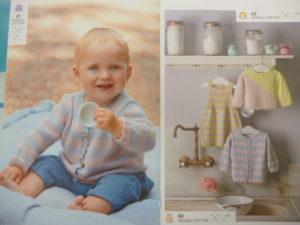 Katia Layette N°92 Printemps-été 2020 – 50 Créations pour Bébé