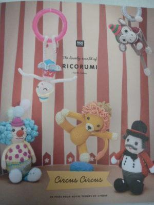 RICORUMI «Circus Circus» de Rico Design Nouveau Catalogue 2020