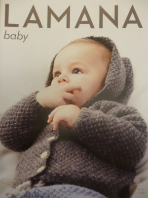 Catalogue LAMANA Baby N°01 – 7 Modèles Layette