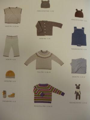 Catalogue LAMANA Kids N°01 – 11 Modèles Enfants