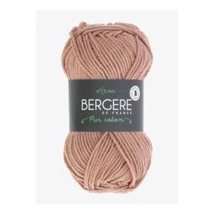 Pur Coton coloris 10503 Granite 100% Coton Bio d'Égypte Nouveauté 2020