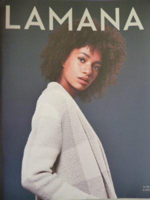 Catalogue LAMANA N°8 – 31 Modèles Femme