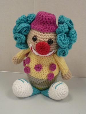 Amigurumi Clown en Ricorumi de Rico Design