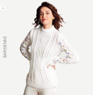 Barisienne de Bergère de France coloris 10248 Amiral