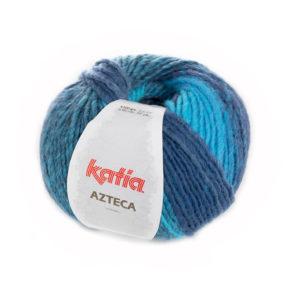 AZTECA N°7851 de KATIA pelote de 100 g coloris Multicolore