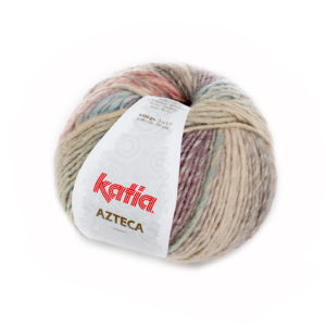AZTECA N°7860 de KATIA pelote de 100 g coloris Multicolore