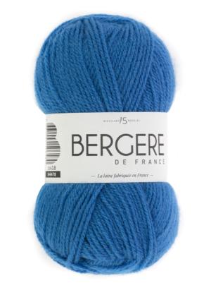 Barisienne de Bergère de France coloris 10567 Pétrole