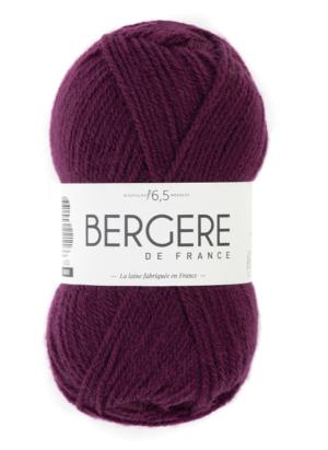 Barisienne de Bergère de France coloris 10266 Prune