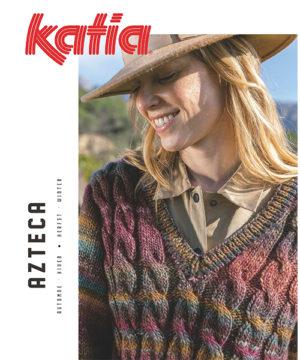 Catalogue Katia Spécial Azteca Modèles pour toute la Famille