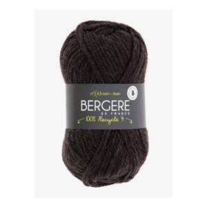 100% Recyclé 4 de Bergère de France Coloris 10414 Noyer