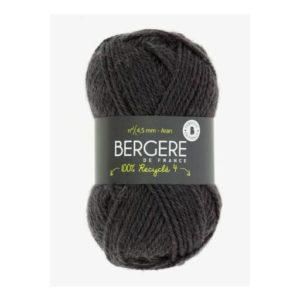 100% Recyclé 4 de Bergère de France Coloris 10415 Violacé