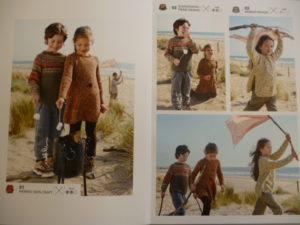Katia Enfants N°95 Automne-Hiver 2020/21 – 38 Modèles