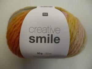 Creative Smile N°002 de Rico Design Coloris Multicolore