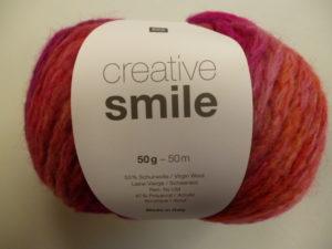 Creative Smile N°003 de Rico Design Coloris Multicolore