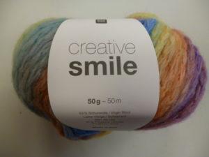 Creative Smile N°004 de Rico Design Coloris Multicolore