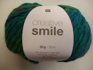 Creative Smile N°005 de Rico Design Coloris Multicolore