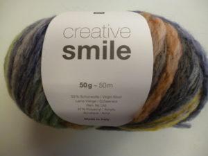 Creative Smile N°006 de Rico Design Coloris Multicolore