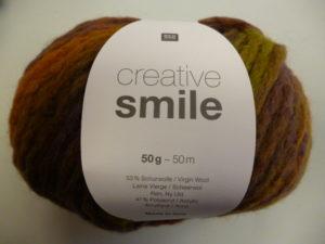 Creative Smile N°007 de Rico Design Coloris Multicolore