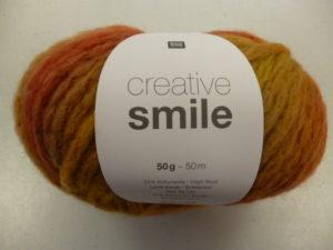 Creative Smile N°008 de Rico Design Coloris Multicolore