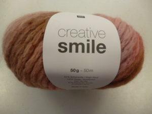 Creative Smile N°009 de Rico Design Coloris Multicolore
