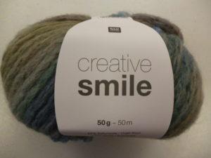 Creative Smile N°010 de Rico Design Coloris Multicolore
