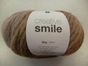 Creative Smile N°011 de Rico Design Coloris Multicolore