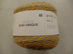 Creative Chic-Unique N°003 de Rico Design Coloris Multicolore