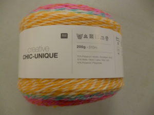 Creative Chic-Unique N°005 de Rico Design Coloris Multicolore